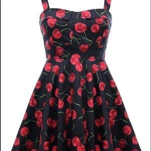 Dresses - Cherry Jubilee dress NWOT